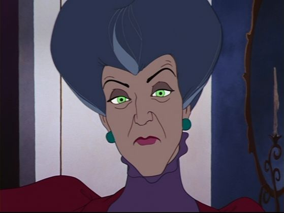 5.Lady Trimaine(Cinderella)