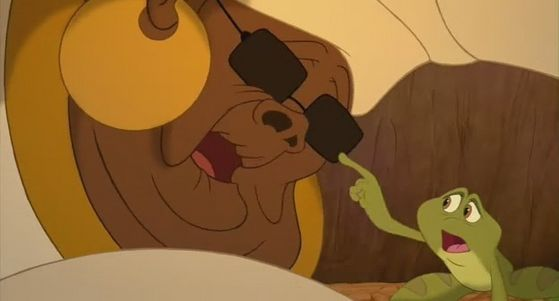 17.Mama Odie(The Princess and The Frog)