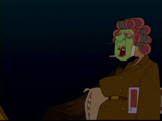 13.Wihelmina(Atlantis: The Lost Empire)