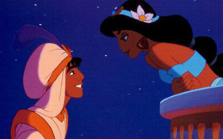 """""""Let me share this whole new world with you."""""""
