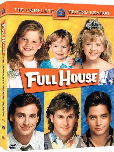 The Complete Second Season- Full House