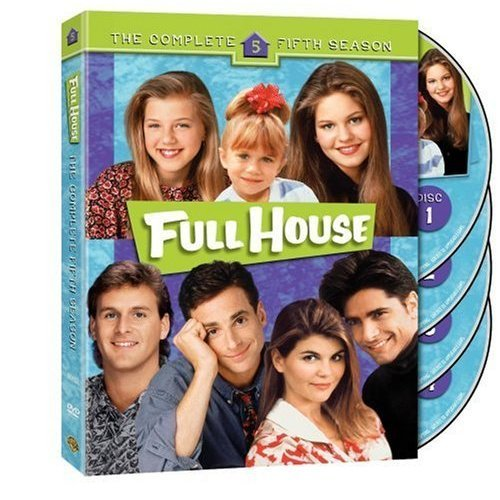 The Complete Fifth Season- Full House