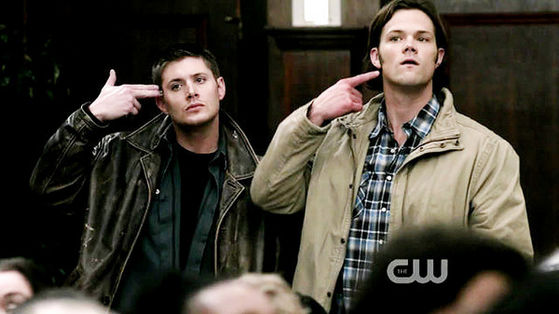 sam and dean funny moments