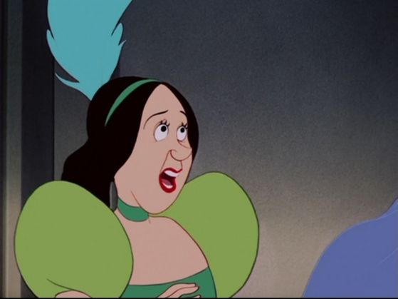 """I'v never been a 팬 of Drizella at all""-VGfan30"