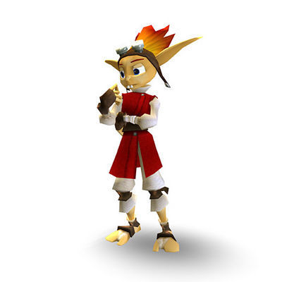 From Jak and Daxter the Precursor Legacy