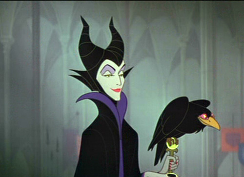 """Maleficent is Disneys most attractive villain "" -is67"
