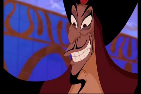"""I don't think Jafar is that ugly. he has some awful shots."" -percyandpotter"