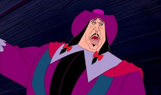 """Defintely! None of the villains are uglier in my opinion. At least Jafar had some fashion sense."" -VGfan30"