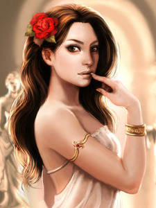 """ The Beauty of  Aphrodite"""