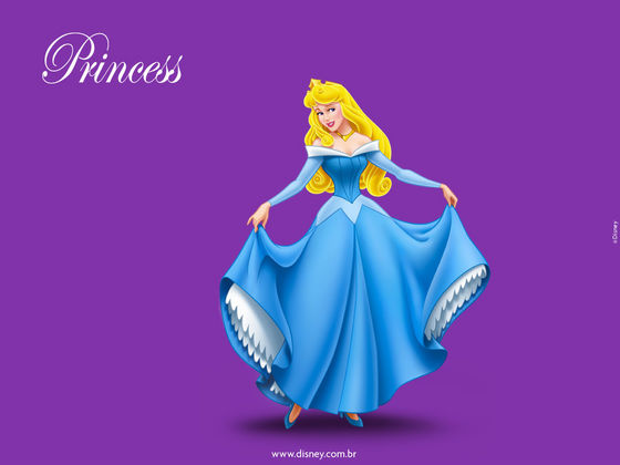 This is how this dress SHOULD look. This dress is BLUE. Have あなた got that, Disney?
