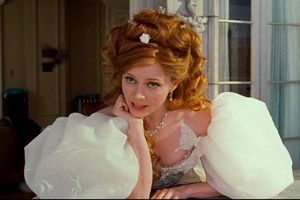 Giselle(Amy Adams)