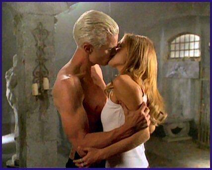 """My first Любовь being Spuffy (Spike/Buffy)"""