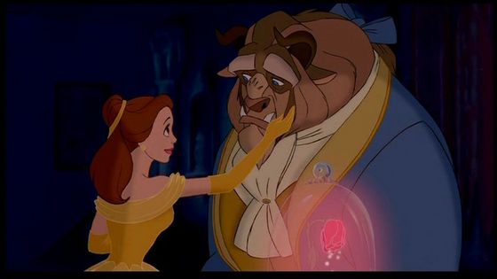 Tale as old as time, song as old as rhyme, Beauty and the Beast