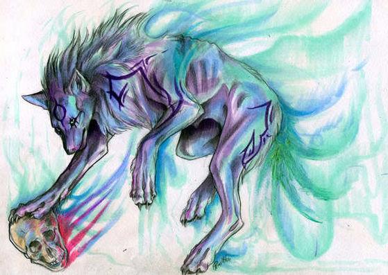 Mondwolf - Wenn der Mond den Himmel verlässt Fantasy-wolves-deathclan_59235_1