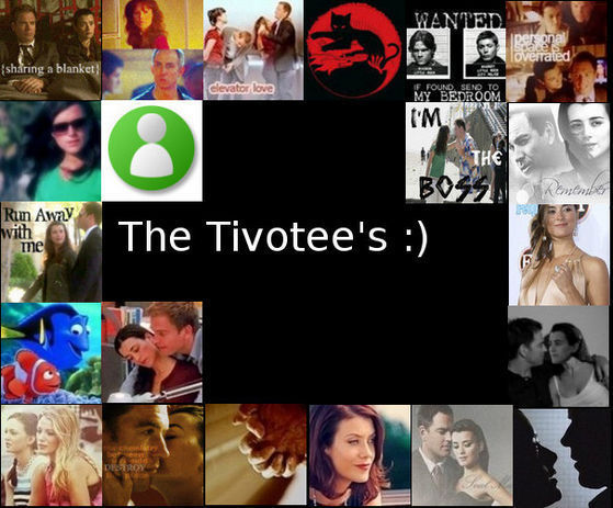 All of us awesome Tivotee's! I amor you guys :)