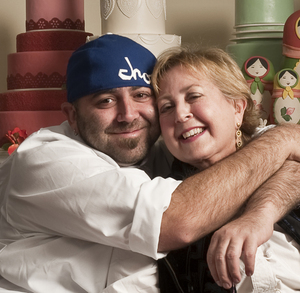 Duff Goldman and his mom Jacqueline Winch