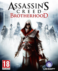 Assassin's Creed: Brotherhood Game Cover