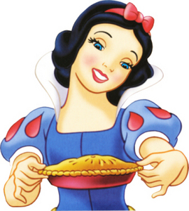 """""""My stepmother tried to kill me? Really? That's a shame...want some pie?"""""""