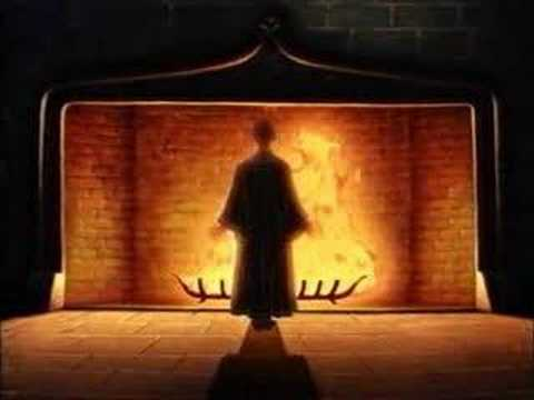 """ Hellfire burning in my soul"""