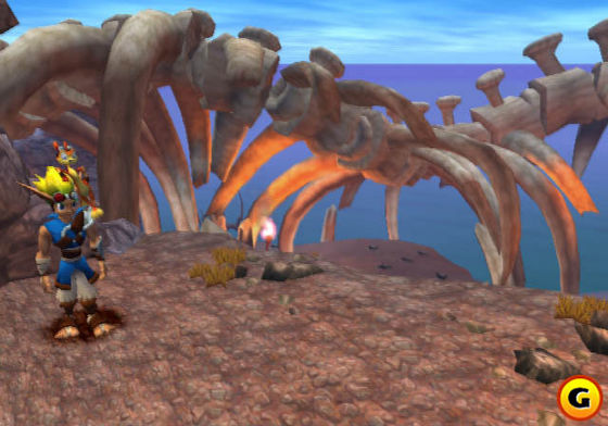 Location From: Jak and Daxter The Precursor Legacy