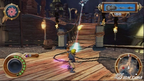 Location From: Jak and Daxter The Mất tích Frontier