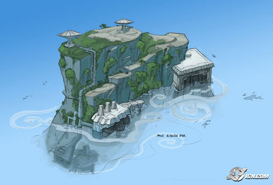 Location From: Jak II: Renegade