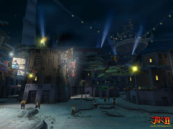 Location From: Jak II: Renegade and Jak 3