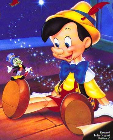 7. Pinocchio- Apart from the story, the एनीमेशन of this movie is truly wondrous! And it was done entirely द्वारा hand, with no help from computers!