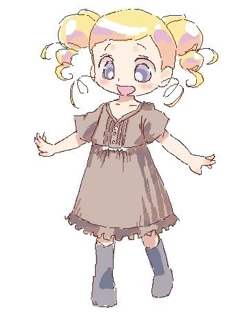 Little Miyako-chan