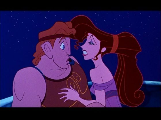 """You know, Herc, we could always celebrate this fabulous almost-victory together..."""