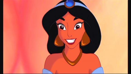 """""""Aladdin! She loves us! She really loves us!"""""""
