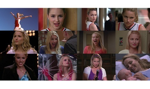 Quinn throughout Season 1!