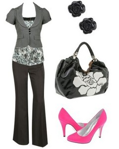 nessie's school outfit.