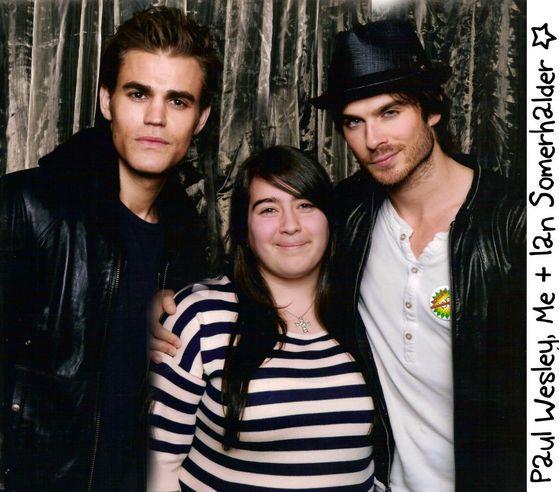 My Edit; Paul, Me + Ian