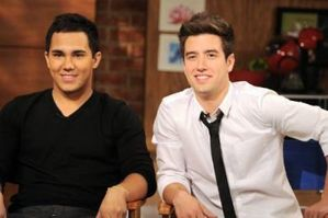 Logan x Carlos = Brothers