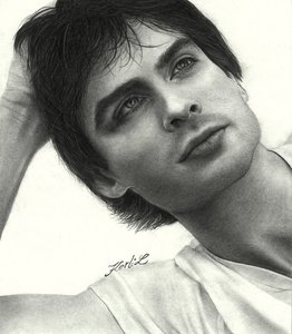 Damon Salvadore as portrayed によって Ian Somerhalder