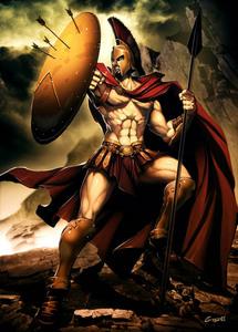 Leonidas sejak GENZOMAN on deviantart