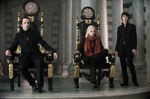 Aro, Caius, and Alec