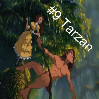 I'm also a person who has a sense of humor. Who else died laughing every time Ты see the scene with Jane and Tarzan in the trees?