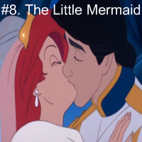 Everybody loves Ariel. The darling quirky red head who just took a dive and chased after her dreams! Two tails up, hon:)
