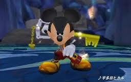 King Mickey Keyblade of Darkness a.k.a Kingdom Key D