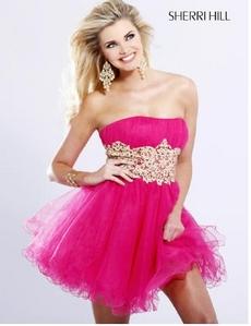 Maci's dress
