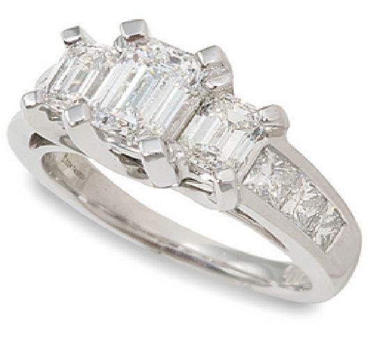 Bella's Engagement Ring
