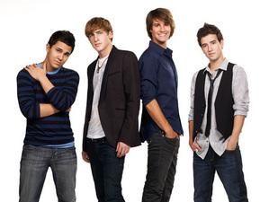 The Guys Poseing