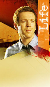 Damian Lewis stars as Detective Charlie Crews