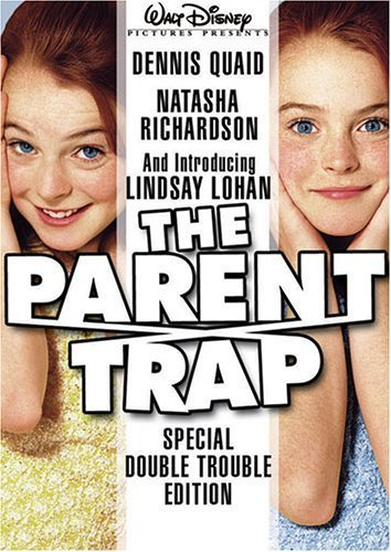 Two girls discover that they are twins and they swap places to meet their parents(7/10)