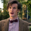 """Matt Smith is my doctor, forever and always!"""