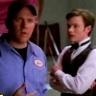 One of the best moments was Burt's speech to Finn about respecting Kurt