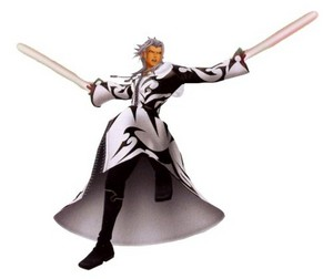 Xemnas, our Leader and Superior.