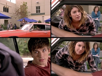 """Liam:""""You need a ride?""""  The beginning♥"""